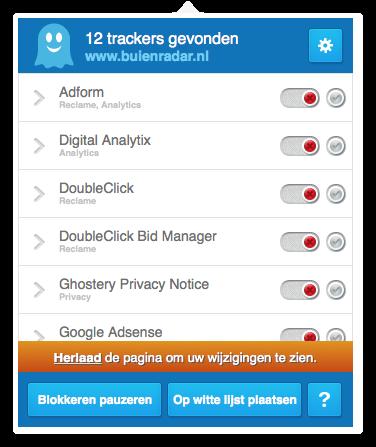 Privacy op het web